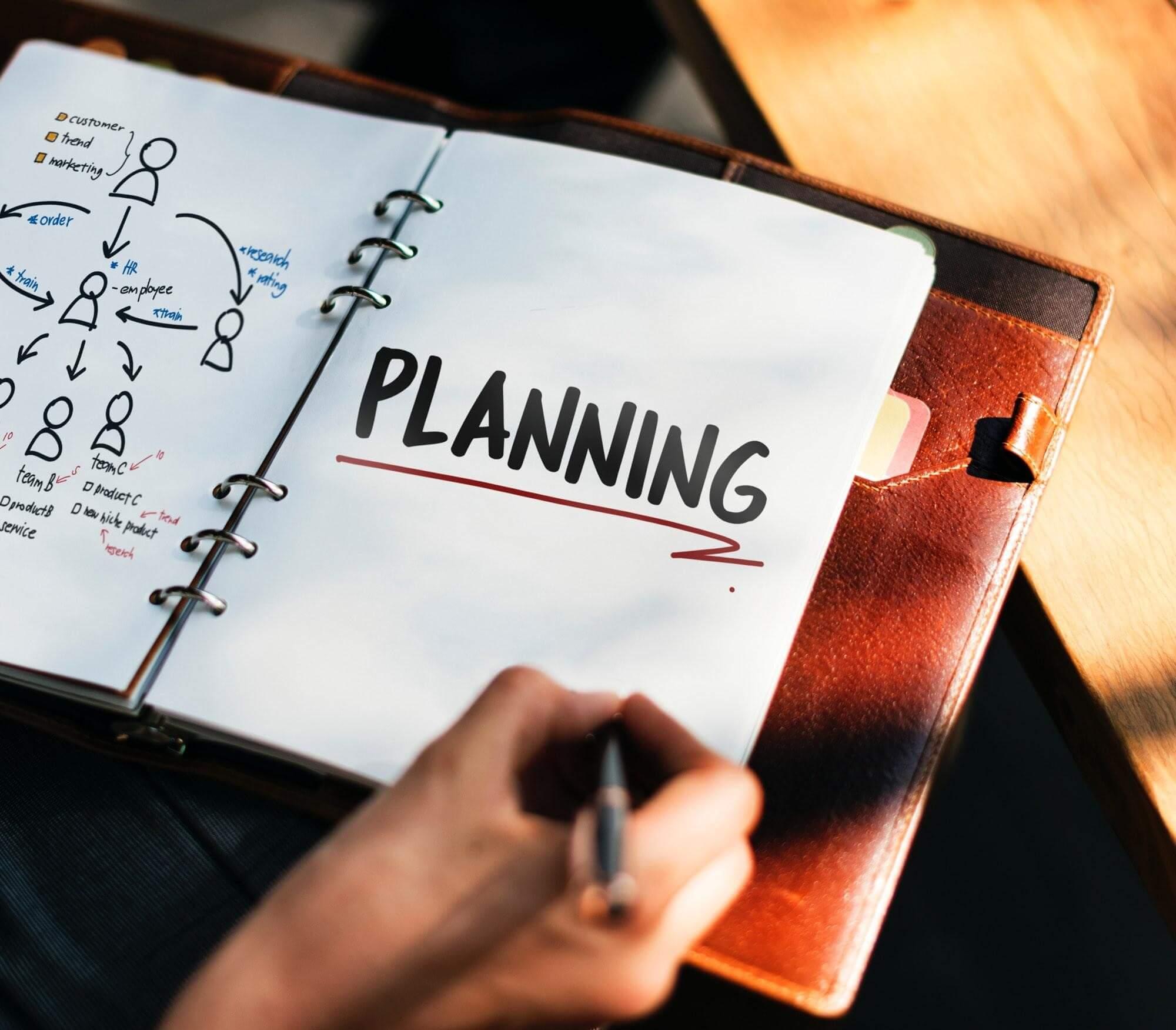 Create a Social Media Plan