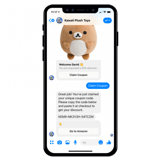 Leverage-Messenger-Chatbots-for-Driving-Reviews