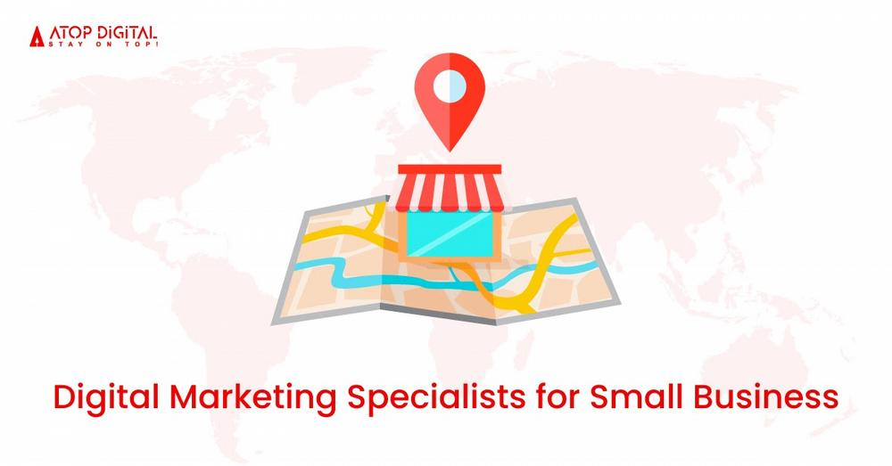 Digital Marketing Spealists For Small Bussiness