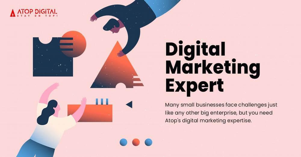 single-handed digital marketing solution
